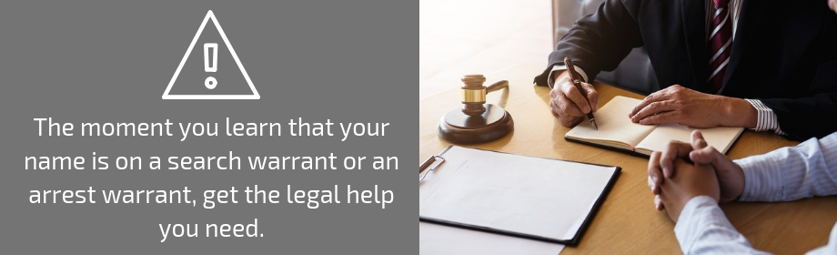 attorney helping client