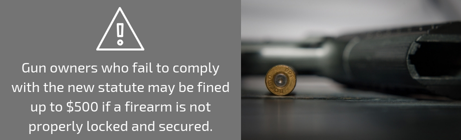 Fines For Gun Crimes
